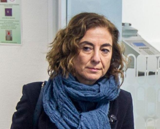 La consejera de Cultura, Cristina Uriarte.