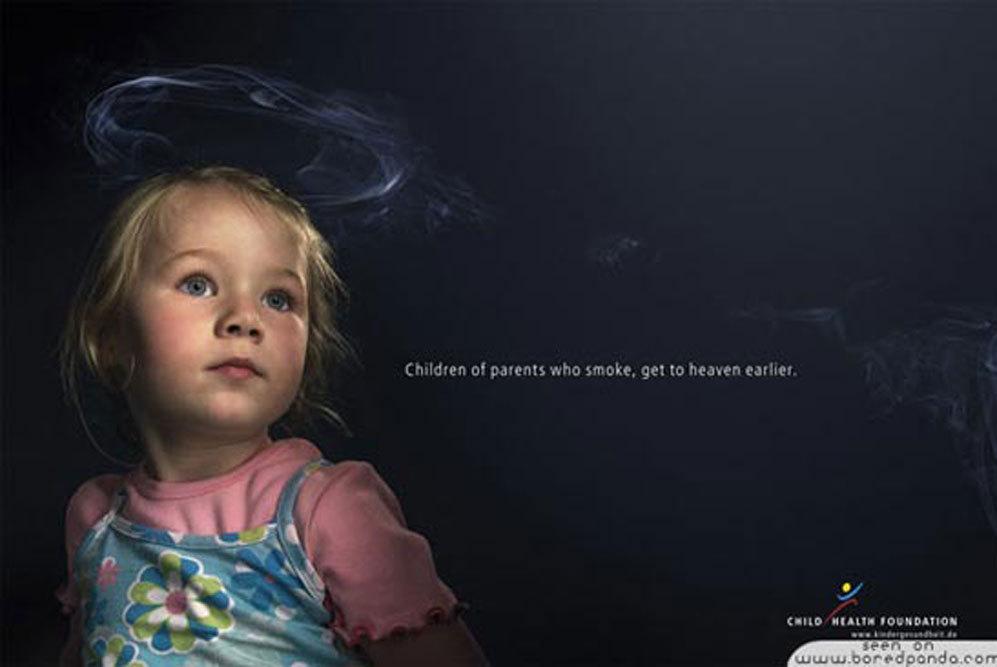 Desde 'Child Health Fundation' lanzaron esta serie de impactantes...