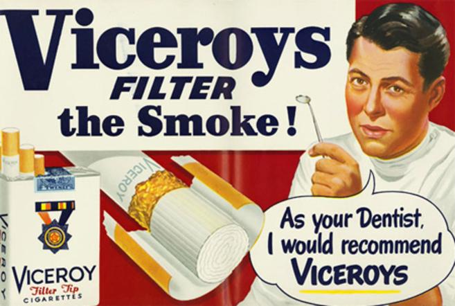 8a301e1f5 Cuando los médicos recomendaban fumar | Enredados | EL MUNDO