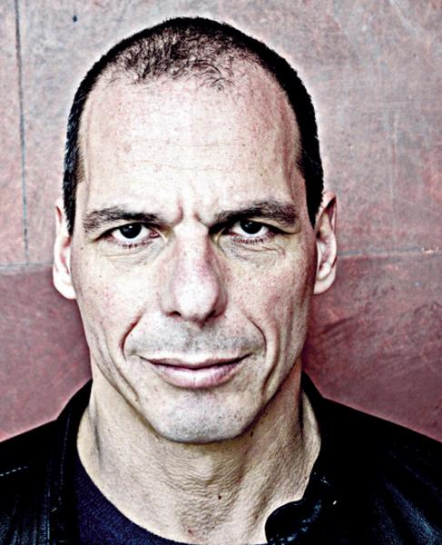 El ministro de Finanzas de Grecia Yanis Varoufakis.