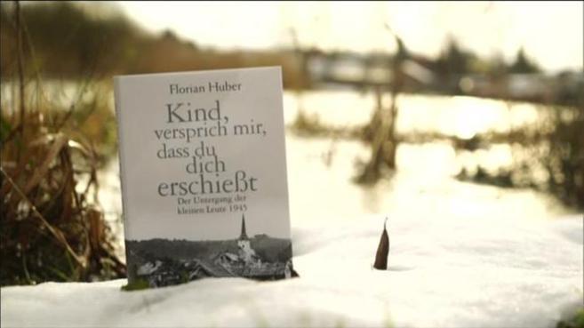 Portada del libro de Florian Huber.