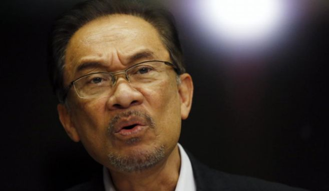 Anwar Ibrahim, en una imagen reciente.