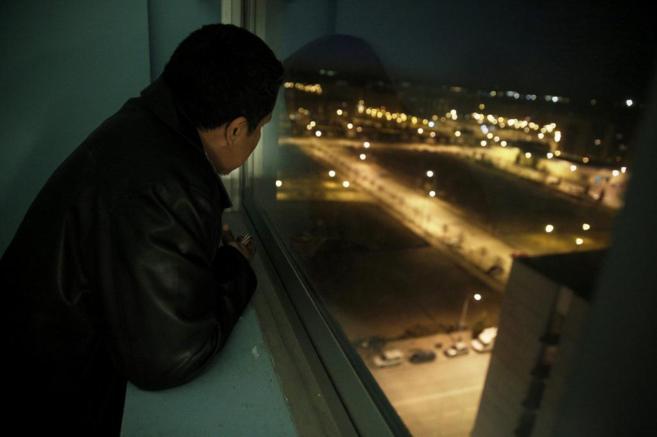 Un desempleado desahuciado de su vivienda tras no poder afrontar el...