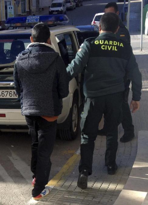 Detenido un joven y 4 menores por violar a una niña en Murcia ...