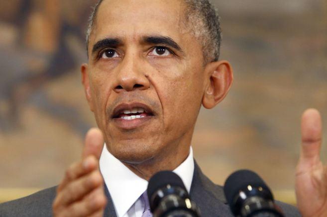 Barack Obama explica su propuesta enviada al Congreso para la lucha...