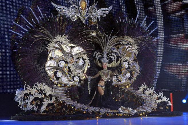 Adtemexi Cruz Hernández, con la fantasía 'Áurea', se ha proclamado...