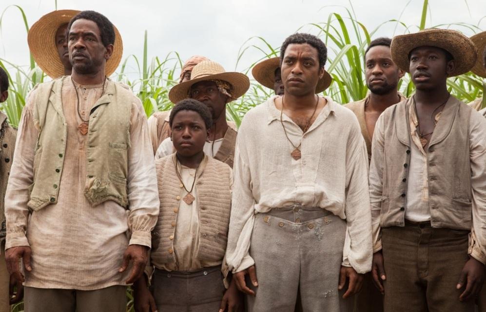 Fotograma de 'Doce años de esclavitud'