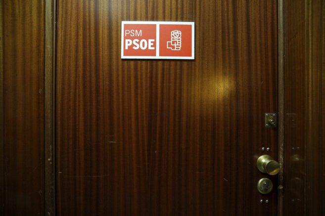Sede del Partido Socialista de Madrid.