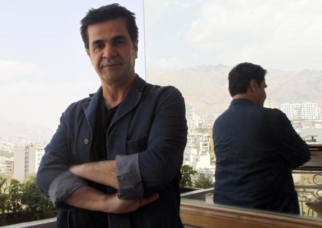 El cineasta Jafar Panahi durante una entrevista el pasado agosto.