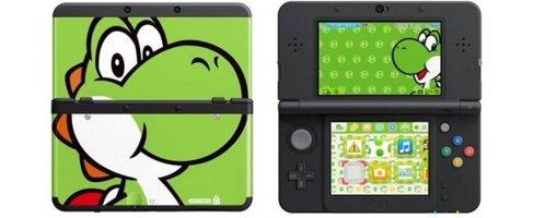 La New Nintendo 3DS permite cambiar las carcasas.