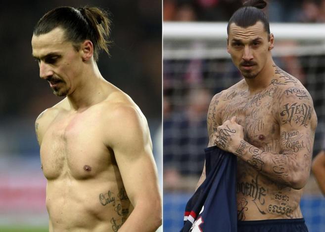 Tatuaje Fernando Alonso ibra: tatuajes contra al hambre | deportes | el mundo