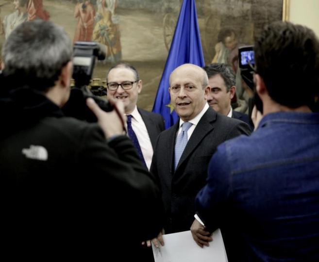 Wert, al inicio de su reunión con los responsables autonómicos de...