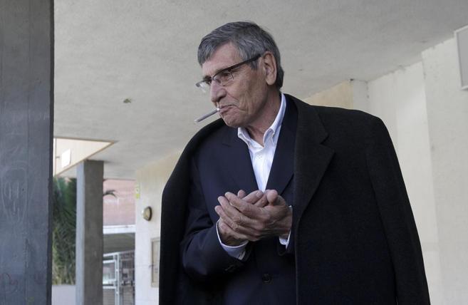 Agustín Marina.