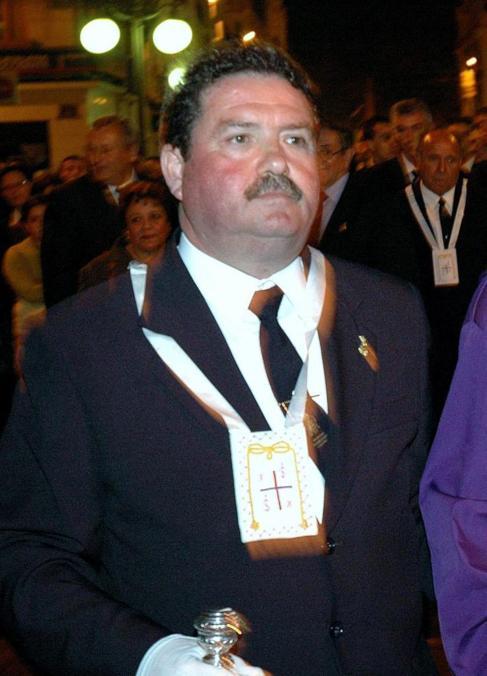Gregorio Castillo, en 2006.