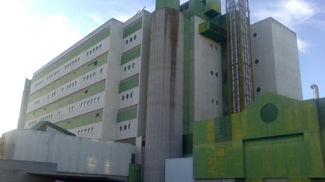 Edificio principal del Centro Nacional de Biotecnología.