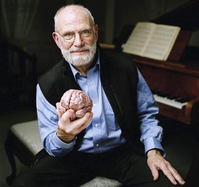 El neurólogo Oliver Sacks.