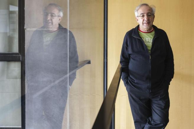 El filósofo argentino Alejandro Piscitelli, experto en nuevos medios...