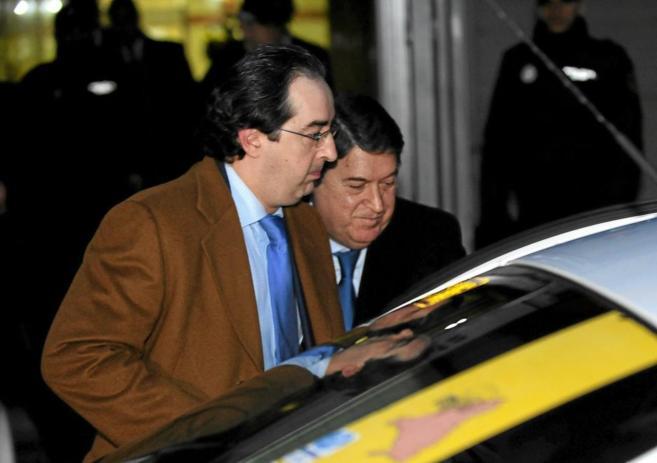 Elex vicepresidente de Bankia y ex presidente de Bancaja