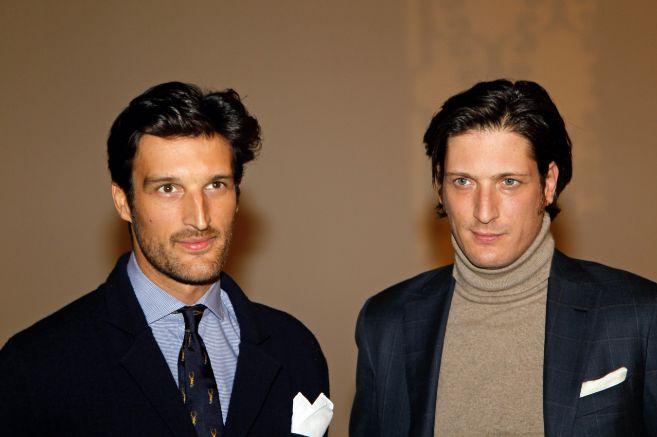 1b511c98f2 Ahora su hermano Luis se ha unido a las filas de Dolce&Gabbana en Milán