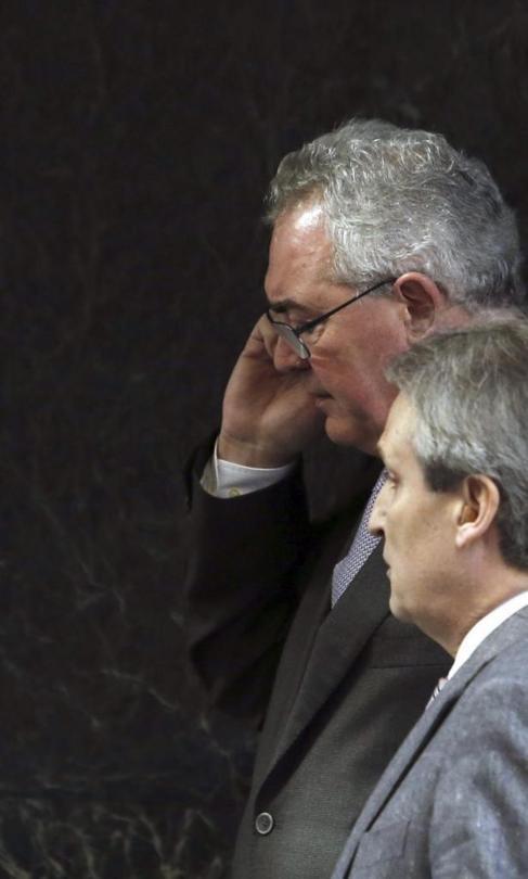 El ex consejero delegado de Bankia Francisco Verdú