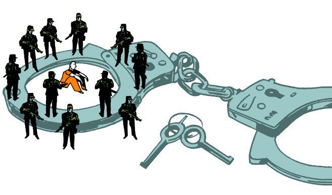 El 'servicio de apoyo' se implantó primero en 21 cárceles y luego en...