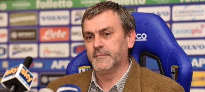 Giampietro Manenti, nuevo presidente del Parma.