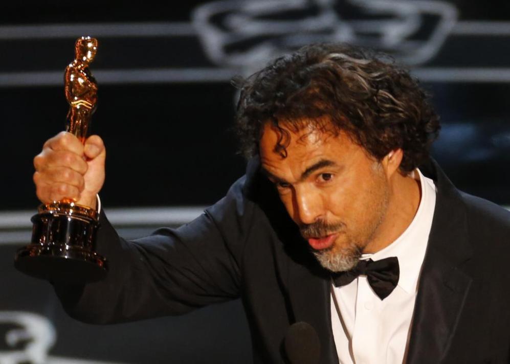 Alejandro G. Iñárritu ha estado pausado en su discurso de...