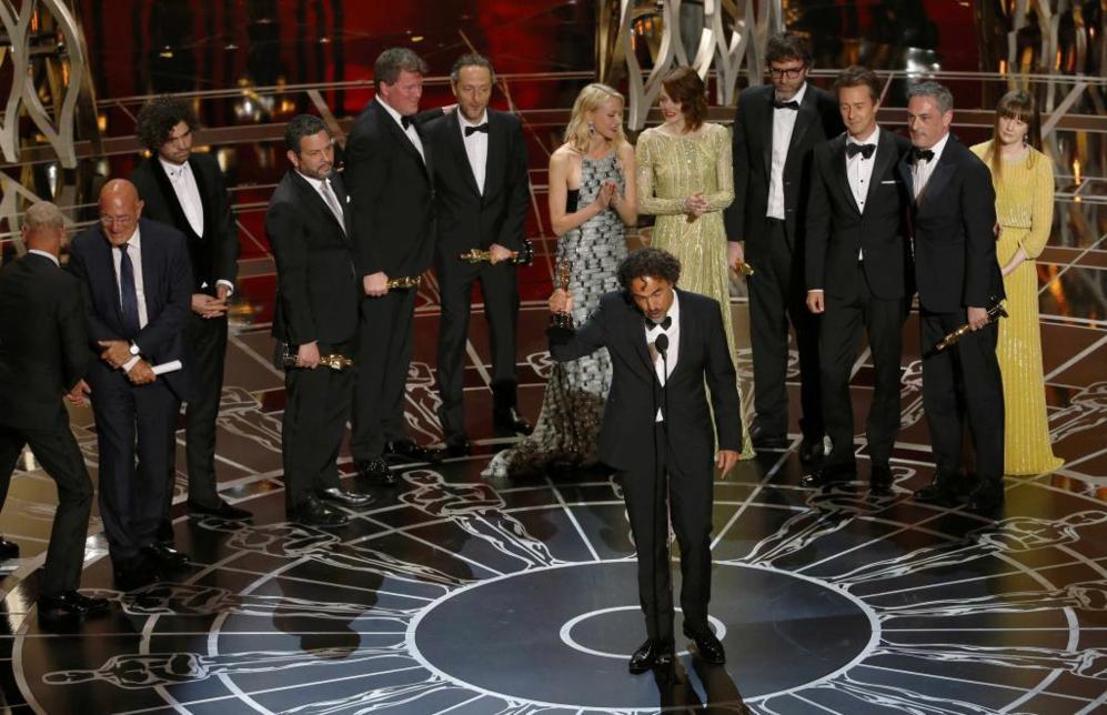 'Birdman' se ha alzado con los cuatro Oscar más importantes, incluido...