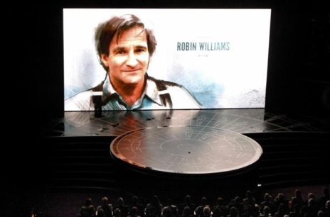 robin williams homenaje oscars 2015