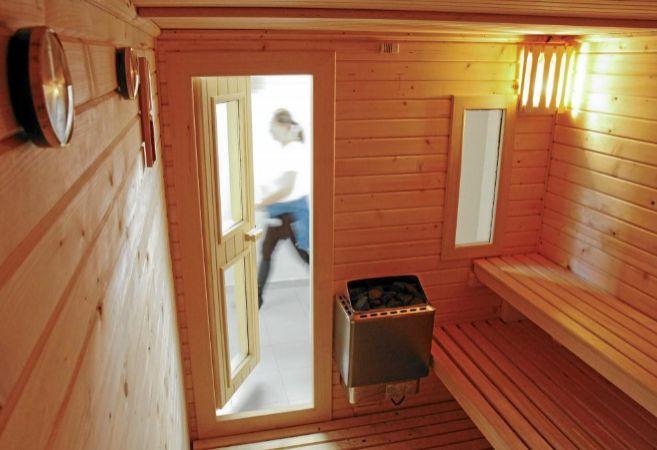 Cuide Su Corazon Usando Las Saunas Salud El Mundo