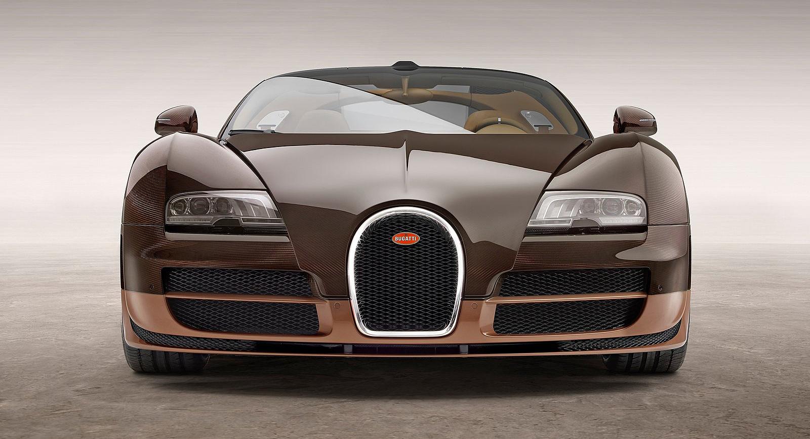 Bugatti Veyron Adios A Una Leyenda Que Continuara Motor El Mundo