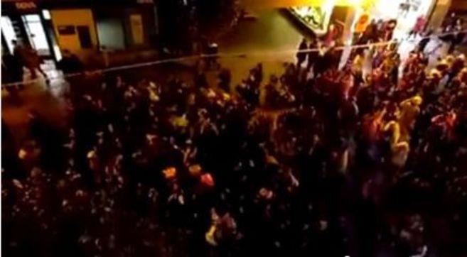 Celebración de los carnavales en Villena