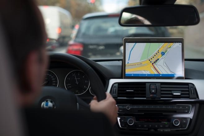 Múnich ya está instalando el sistema de sensores para aparcamiento...