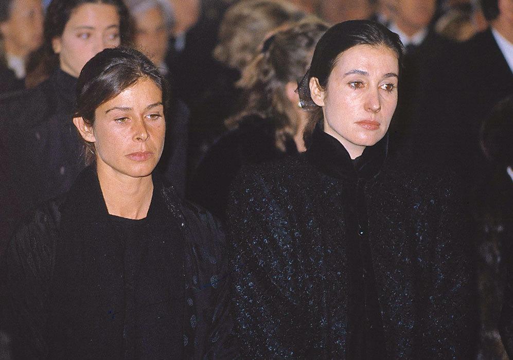 El 6 de febrero de 1988, Carmen asistió al funeral de su abuela...