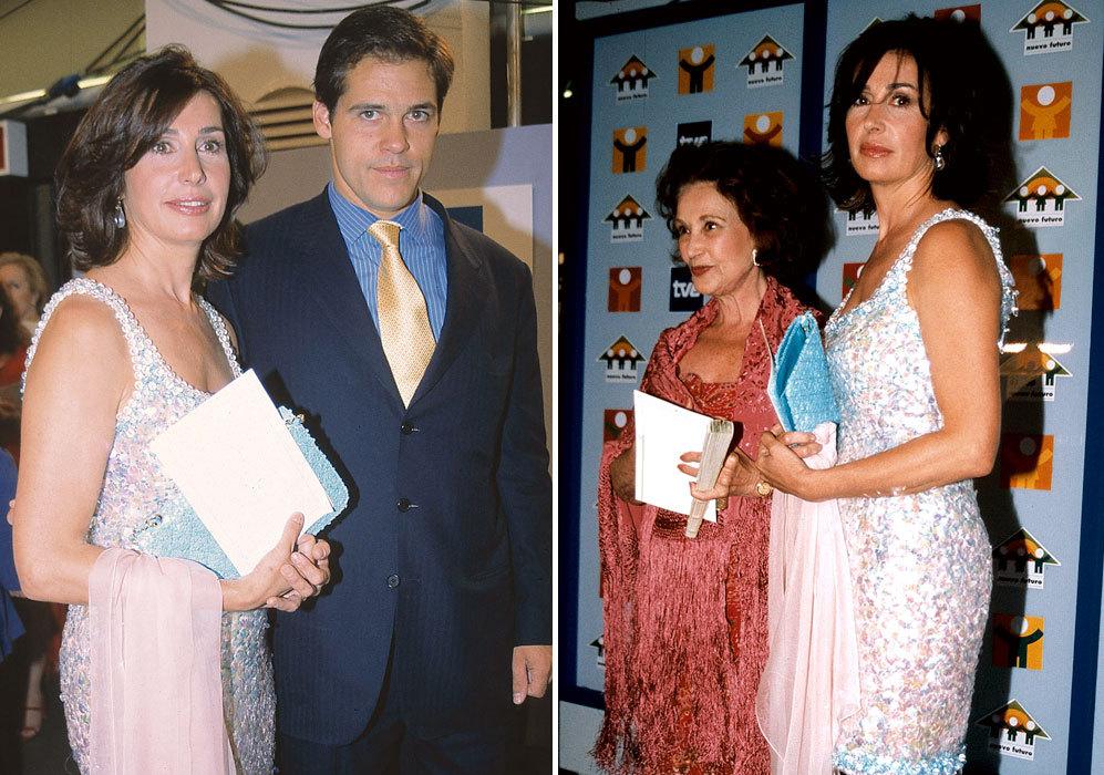 En numerosos eventos, Carmen se ha dejado ver con su madre Carmen...