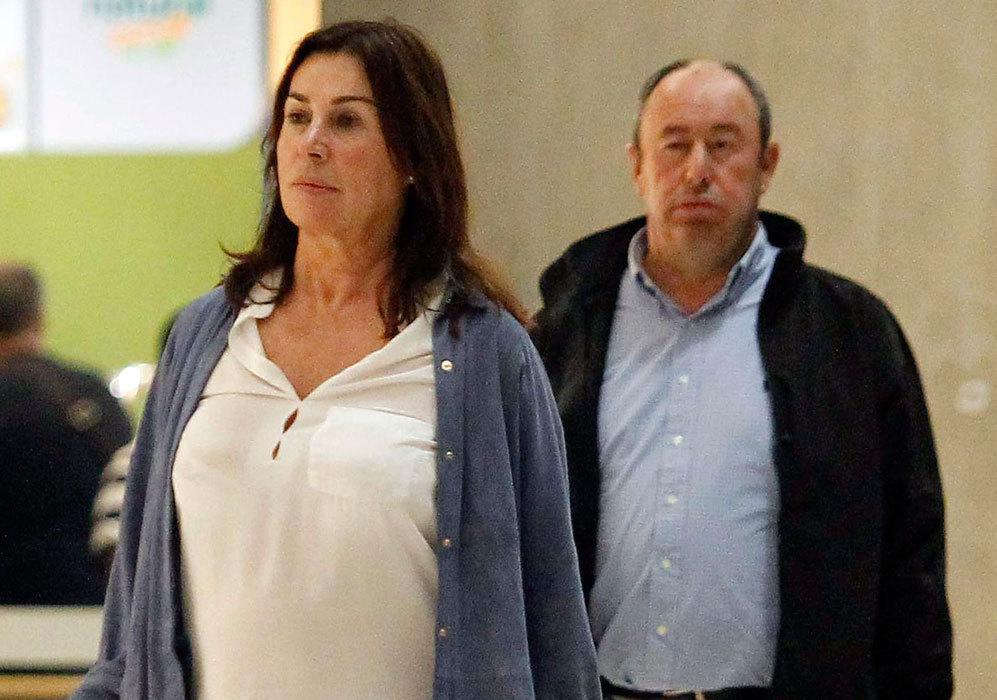 Su última pareja ha sido el empresario Luis Miguel Rodríguez, con el...