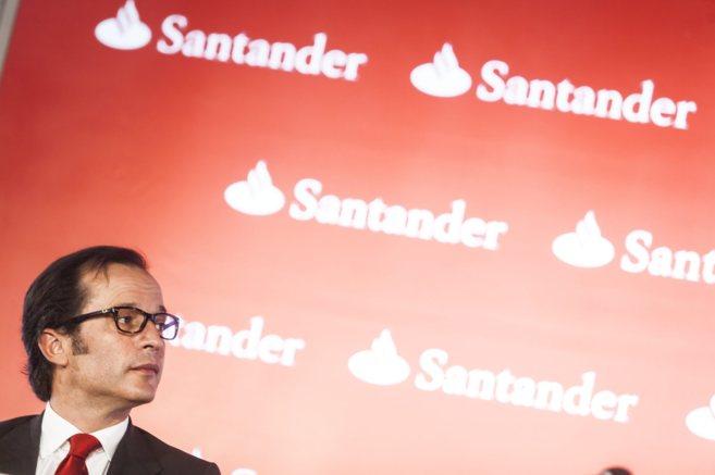 El ex consejero delegado del Banco Santander, Javier Marin.