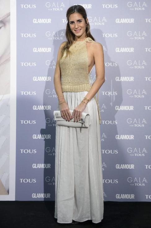 Gala González como imagen de Tous.