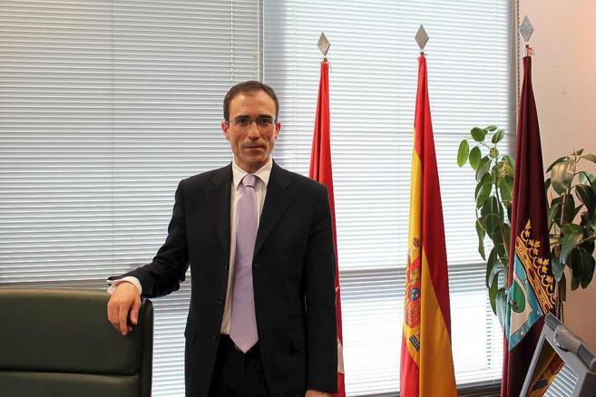 Jesús Guereta, coordinador de Seguridad y Emergencias del...