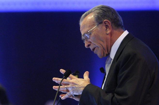 Isidro Fainé, presidente de la Caixa.