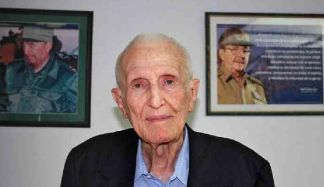 José Ramón 'Gallego' Fernández posa en su despacho del...