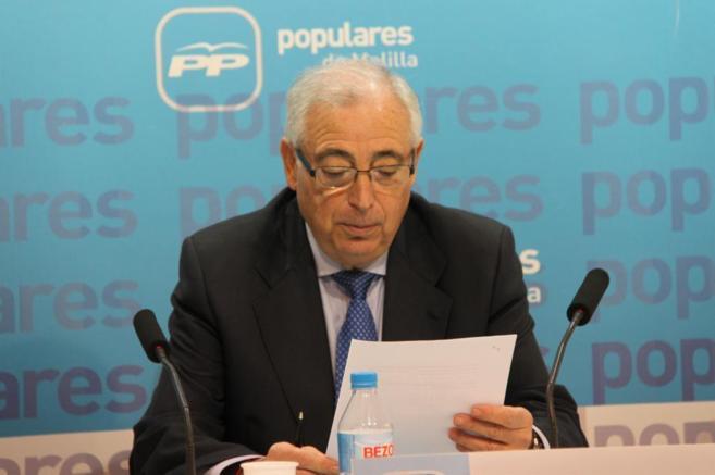 Juan José Imbroda.