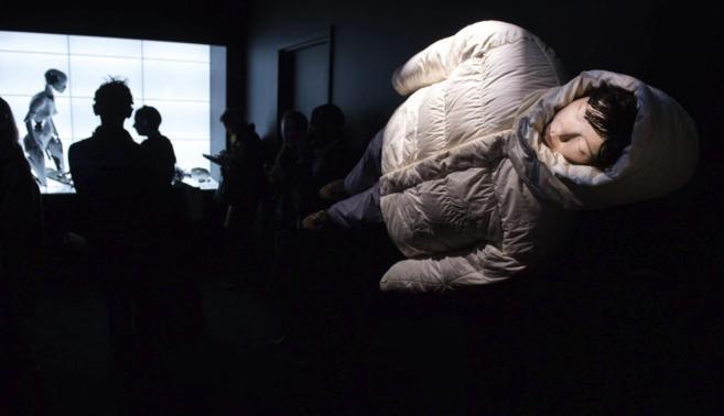 Un rincón de 'Joga' en el MoMA.