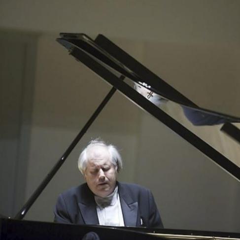Grigory Sokolov, en una de sus últimas visitas a España.