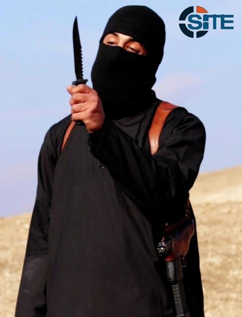 Mohammed Emwazi, alias 'yihadista John', en un vídeo del...