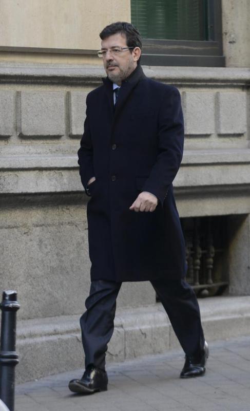 El juez de la Audiencia Nacional, Fernando Andreu