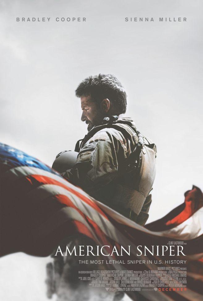 La cinta de Eastwood, 'American Sniper', ha recaudado más...