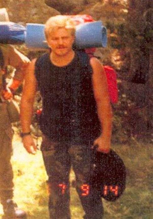 Naser, en una foto tomada en 1987.
