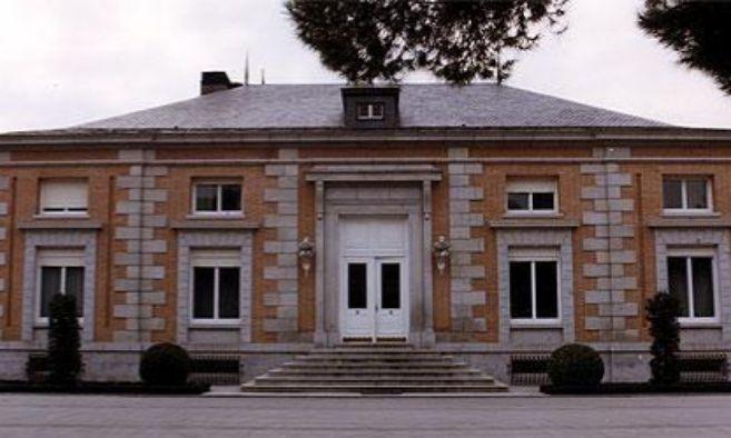 El Palacio de la Zarzuela