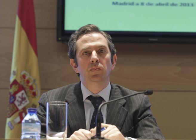 El secretario de Estado de Economía, Íñigo Fernández de Mesa.
